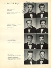 Page 11, 1957 Edition, St Marys College High School - Peraltan Yearbook (Berkeley, CA) online yearbook collection