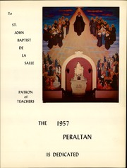 Page 5, 1957 Edition, St Marys College High School - Peraltan Yearbook (Berkeley, CA) online yearbook collection