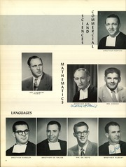 Page 8, 1957 Edition, St Marys College High School - Peraltan Yearbook (Berkeley, CA) online yearbook collection