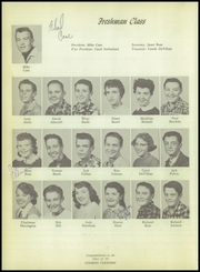 Page 14, 1955 Edition, Big Bear High School - Timberline Yearbook (Big Bear Lake, CA) online yearbook collection
