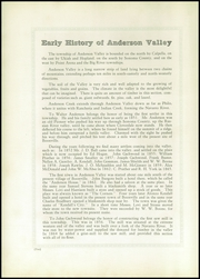 Page 14, 1926 Edition, Anderson Valley High School - Argus Yearbook (Boonville, CA) online yearbook collection
