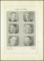 Page 9, 1926 Edition, Anderson Valley High School - Argus Yearbook (Boonville, CA) online yearbook collection