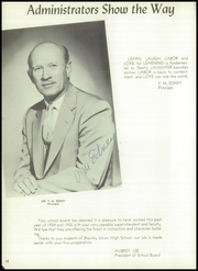 Page 14, 1955 Edition, Brawley High School - La Ocotilla Yearbook (Brawley, CA) online yearbook collection