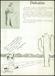 Page 7, 1955 Edition, Brawley High School - La Ocotilla Yearbook (Brawley, CA) online yearbook collection