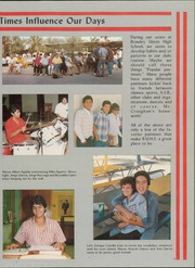 Page 15, 1987 Edition, Brawley High School - La Ocotilla Yearbook (Brawley, CA) online yearbook collection