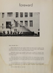 Page 8, 1939 Edition, Brea Olinda High School - Gusher Yearbook (Brea, CA) online yearbook collection