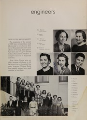 Page 9, 1939 Edition, Brea Olinda High School - Gusher Yearbook (Brea, CA) online yearbook collection