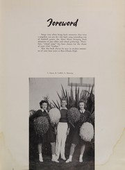 Page 11, 1940 Edition, Brea Olinda High School - Gusher Yearbook (Brea, CA) online yearbook collection