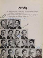 Page 15, 1940 Edition, Brea Olinda High School - Gusher Yearbook (Brea, CA) online yearbook collection