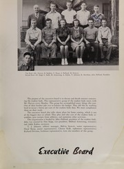 Page 17, 1940 Edition, Brea Olinda High School - Gusher Yearbook (Brea, CA) online yearbook collection