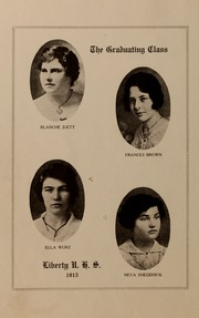Page 12, 1915 Edition, Liberty High School - Lion Yearbook (Brentwood, CA) online yearbook collection