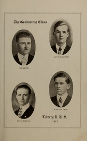 Page 13, 1915 Edition, Liberty High School - Lion Yearbook (Brentwood, CA) online yearbook collection