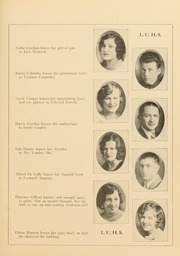 Page 17, 1930 Edition, Liberty High School - Lion Yearbook (Brentwood, CA) online yearbook collection