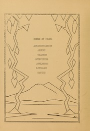 Page 6, 1930 Edition, Liberty High School - Lion Yearbook (Brentwood, CA) online yearbook collection