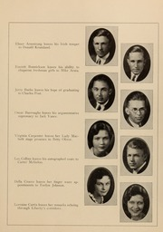 Page 15, 1931 Edition, Liberty High School - Lion Yearbook (Brentwood, CA) online yearbook collection
