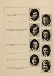 Page 17, 1931 Edition, Liberty High School - Lion Yearbook (Brentwood, CA) online yearbook collection