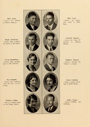 Page 15, 1932 Edition, Liberty High School - Lion Yearbook (Brentwood, CA) online yearbook collection