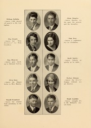 Page 17, 1932 Edition, Liberty High School - Lion Yearbook (Brentwood, CA) online yearbook collection