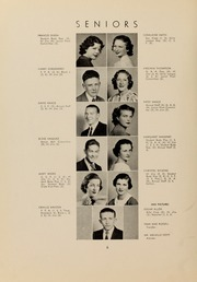 Page 10, 1936 Edition, Liberty High School - Lion Yearbook (Brentwood, CA) online yearbook collection