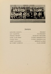 Page 12, 1936 Edition, Liberty High School - Lion Yearbook (Brentwood, CA) online yearbook collection