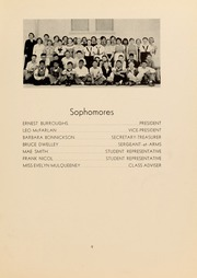 Page 13, 1936 Edition, Liberty High School - Lion Yearbook (Brentwood, CA) online yearbook collection