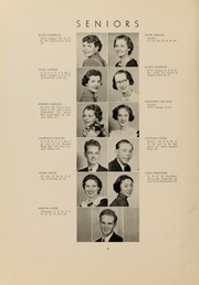 Page 8, 1936 Edition, Liberty High School - Lion Yearbook (Brentwood, CA) online yearbook collection