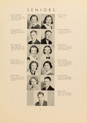 Page 9, 1936 Edition, Liberty High School - Lion Yearbook (Brentwood, CA) online yearbook collection