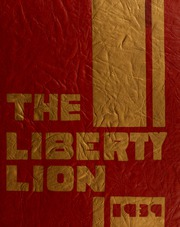 Page 1, 1939 Edition, Liberty High School - Lion Yearbook (Brentwood, CA) online yearbook collection