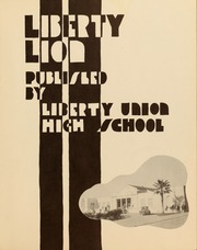 Page 5, 1939 Edition, Liberty High School - Lion Yearbook (Brentwood, CA) online yearbook collection