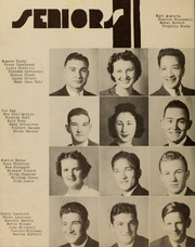 Page 8, 1939 Edition, Liberty High School - Lion Yearbook (Brentwood, CA) online yearbook collection