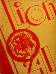 Page 1, 1941 Edition, Liberty High School - Lion Yearbook (Brentwood, CA) online yearbook collection