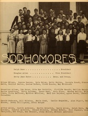 Page 16, 1941 Edition, Liberty High School - Lion Yearbook (Brentwood, CA) online yearbook collection