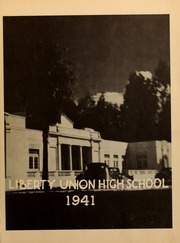 Page 5, 1941 Edition, Liberty High School - Lion Yearbook (Brentwood, CA) online yearbook collection