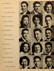 Page 9, 1941 Edition, Liberty High School - Lion Yearbook (Brentwood, CA) online yearbook collection