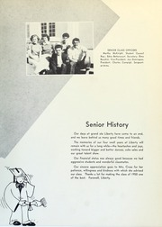 Page 11, 1950 Edition, Liberty High School - Lion Yearbook (Brentwood, CA) online yearbook collection