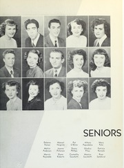 Page 15, 1950 Edition, Liberty High School - Lion Yearbook (Brentwood, CA) online yearbook collection