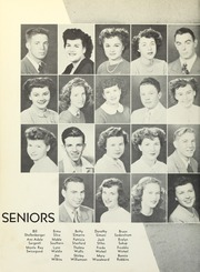 Page 16, 1950 Edition, Liberty High School - Lion Yearbook (Brentwood, CA) online yearbook collection