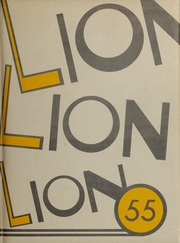 Page 1, 1955 Edition, Liberty High School - Lion Yearbook (Brentwood, CA) online yearbook collection
