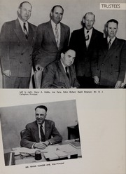 Page 10, 1955 Edition, Liberty High School - Lion Yearbook (Brentwood, CA) online yearbook collection