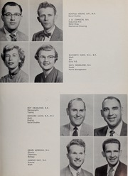 Page 13, 1955 Edition, Liberty High School - Lion Yearbook (Brentwood, CA) online yearbook collection