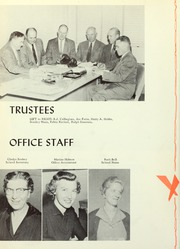 Page 10, 1957 Edition, Liberty High School - Lion Yearbook (Brentwood, CA) online yearbook collection