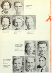 Page 12, 1957 Edition, Liberty High School - Lion Yearbook (Brentwood, CA) online yearbook collection