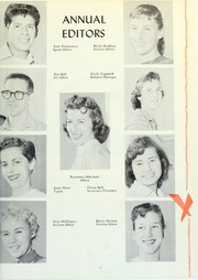 Page 15, 1957 Edition, Liberty High School - Lion Yearbook (Brentwood, CA) online yearbook collection