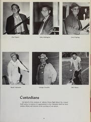 Page 13, 1958 Edition, Liberty High School - Lion Yearbook (Brentwood, CA) online yearbook collection