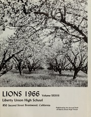 Page 5, 1966 Edition, Liberty High School - Lion Yearbook (Brentwood, CA) online yearbook collection