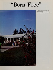 Page 7, 1969 Edition, Liberty High School - Lion Yearbook (Brentwood, CA) online yearbook collection