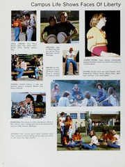 Page 10, 1977 Edition, Liberty High School - Lion Yearbook (Brentwood, CA) online yearbook collection