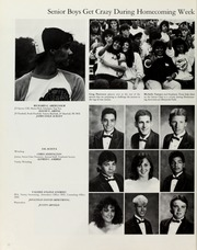 Page 16, 1988 Edition, Liberty High School - Lion Yearbook (Brentwood, CA) online yearbook collection