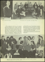 Page 11, 1951 Edition, Burlingame High School - Panther Tracks Yearbook (Burlingame, CA) online yearbook collection