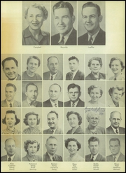 Page 13, 1951 Edition, Burlingame High School - Panther Tracks Yearbook (Burlingame, CA) online yearbook collection